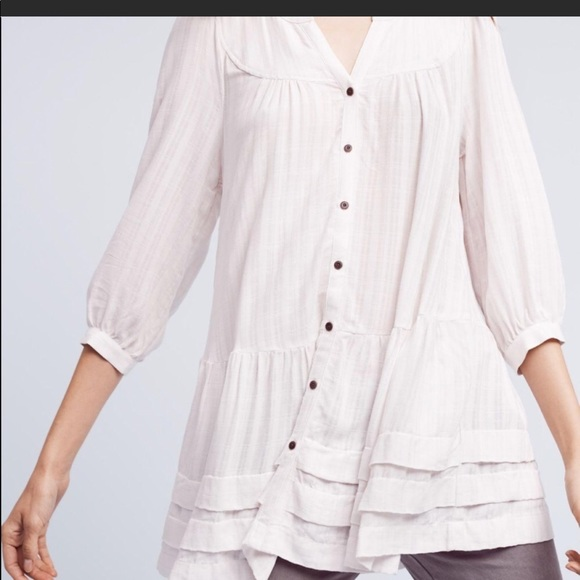 176a9f9c3681 Anthropologie Tops - Anthropologie Holding Horses tunic dress